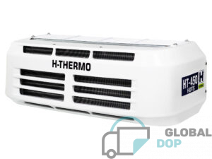 Авторефрижератор H-Thermo HT450 DTS