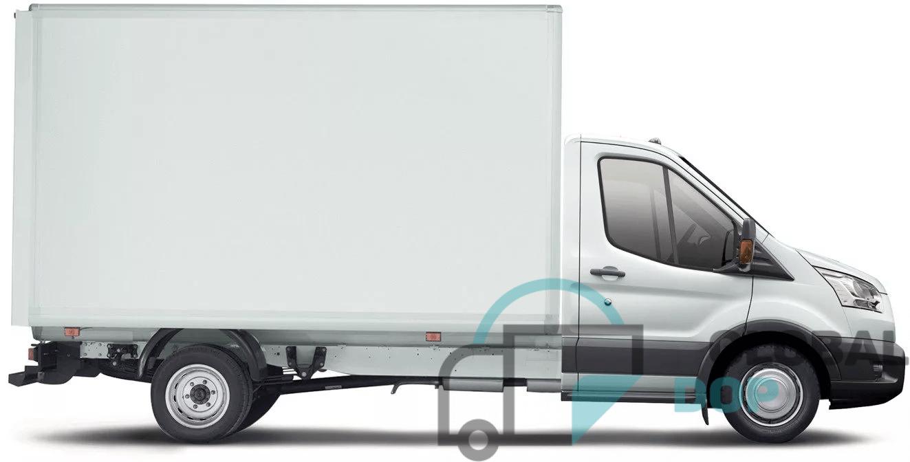 Теплоизоляция фургона