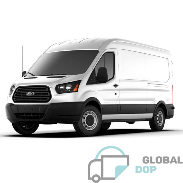 Штатный кондиционер Ford Transit