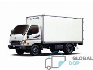 Штатный кондиционер для Hyundai HD65