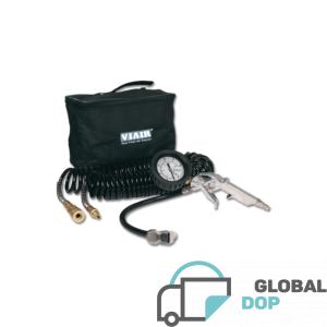 Комплект для подкачки колес VIAIR с манометром 2,5 200 PSI и сумкой