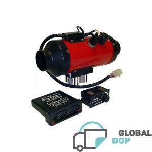 Отопительная установка ШААЗ О2.8106010