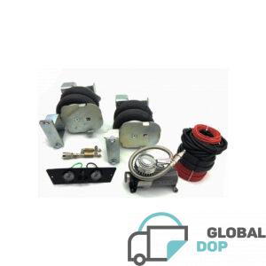 Пневмоподвеска для Рено Мастер 3 (передний привод) комплект c управлением (2 контура)