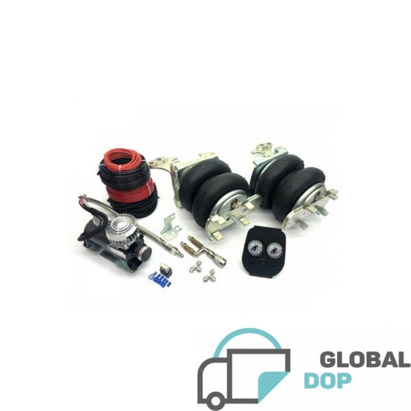 Пневмоподвеска для Форд Транзит передний привод c управлением 2К Стандарт
