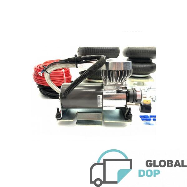 Пневмоподвеска для Форд Транзит задний привод односкат_1