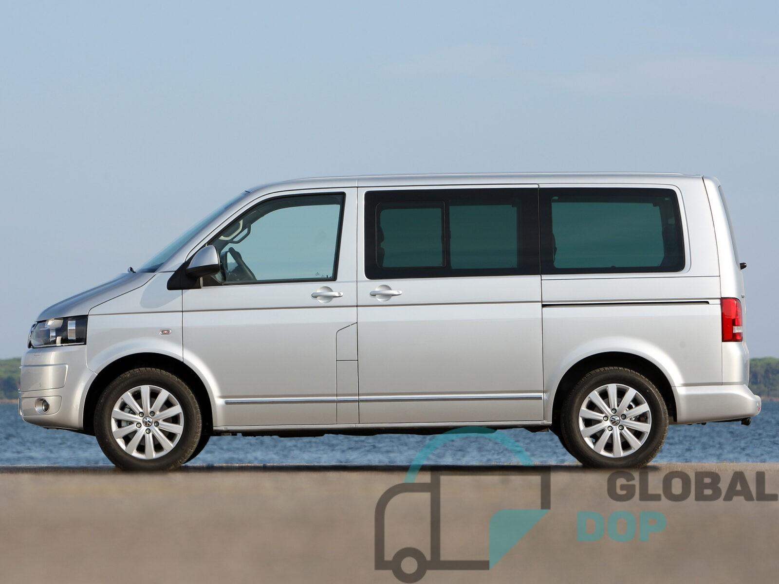 Монтаж дополнительного контура Volkswagen Т5