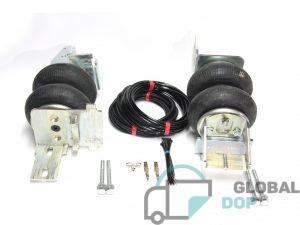 Пневмоподвеска для Мерседес Спринтер 509-528 (W906) (задний привод, спарка) базовый комплект