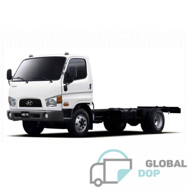 Штатный кондиционер Hyundai HD78