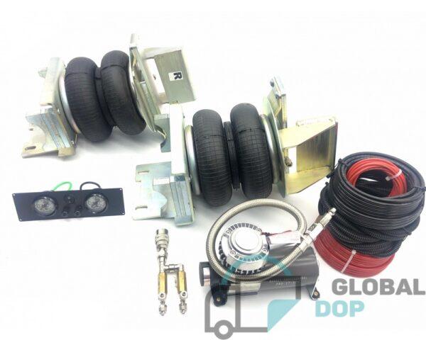Пневмоподвеска-Мерседес-Спринтер-W906-2к-стандарт-2