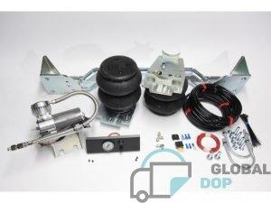 Пневмоподвеска для Iveco Daily 35C- 45C - 50C усиленный комплект c управлением (1 контур)