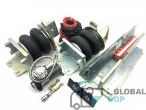 Пневмоподвеска-Мерседес-Спринтер-W906-2к-стандарт-с-усилителем
