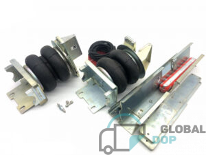 Пневмоподвеска-Мерседес-Спринтер-W906-базовый-комплект-с-усилителем